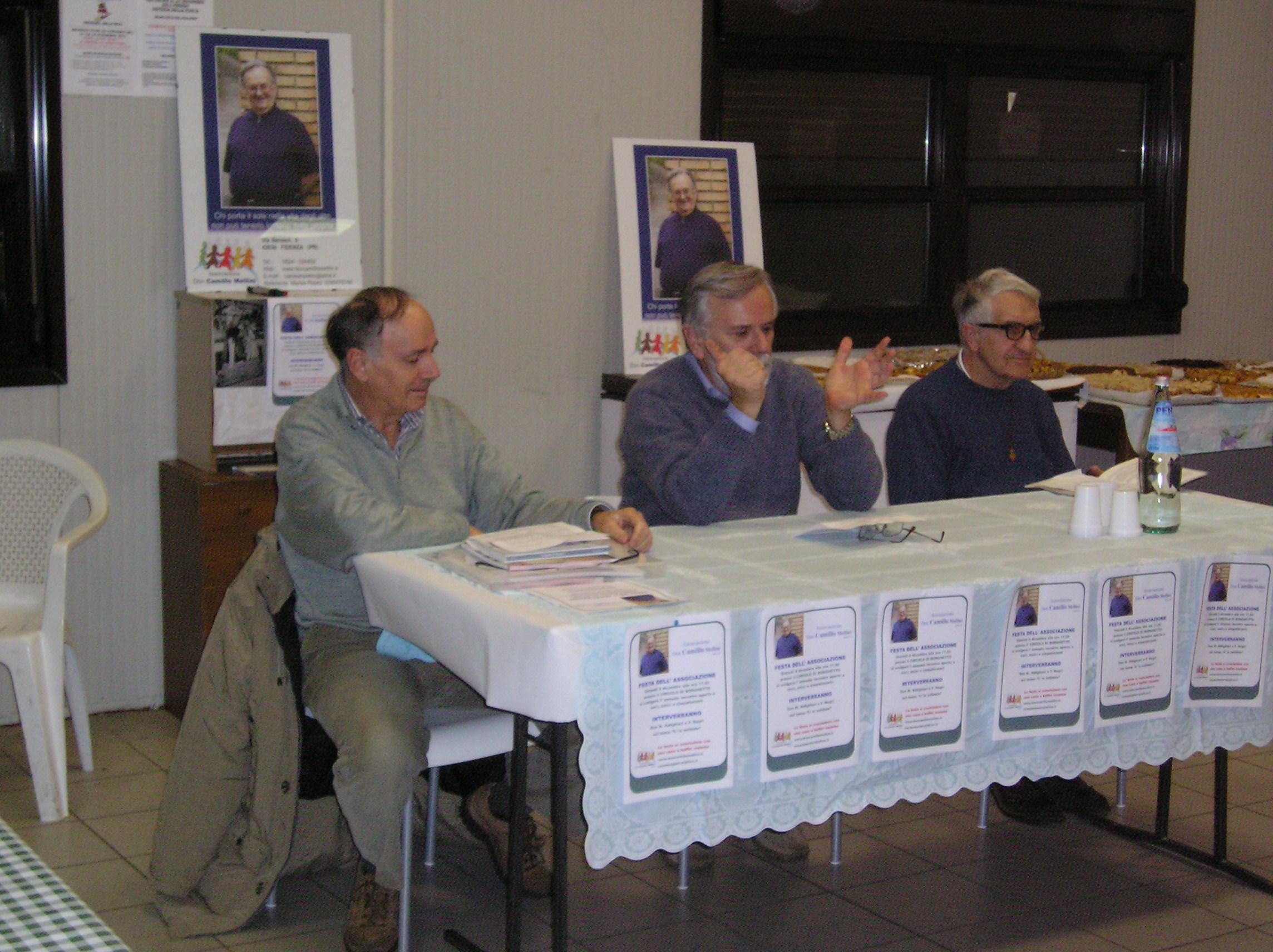 Rassegna stampa associazione don camillo mellini for Camera deputati rassegna stampa